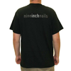 Fractured NIN logo t-shirt