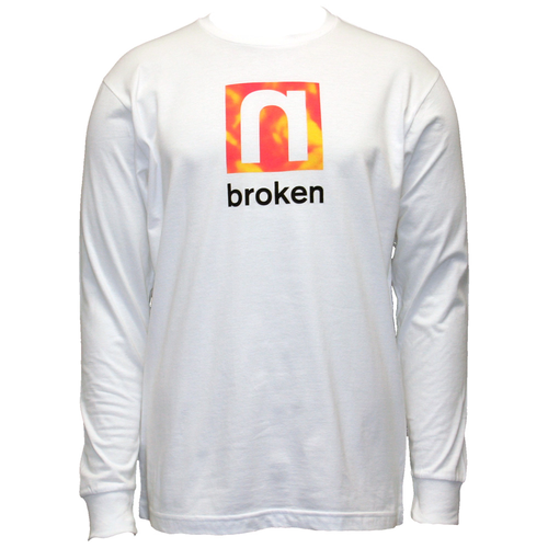 Broken Long Sleeve Shirt