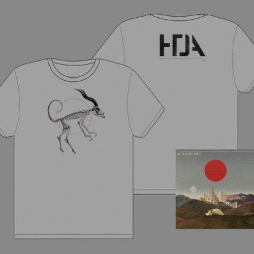 HTDA Limited Edition T-Shirt #2