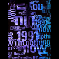 Now I'm Nothing 1991 Bandanna