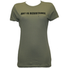 Art Is Resistance Women's T